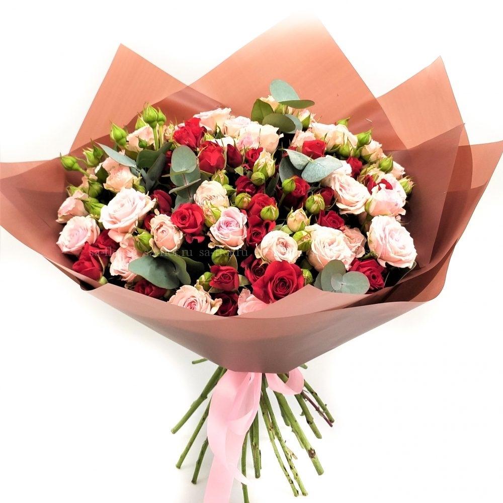 букеты из кустовой розы картинки дом любоморье